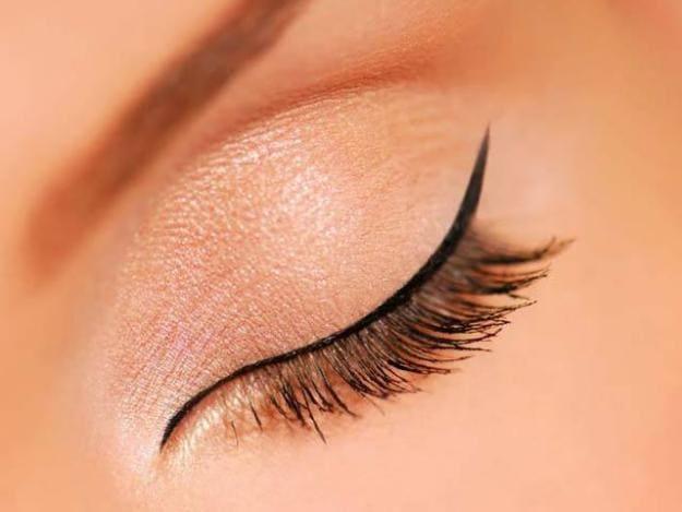 Micropigmentación permanente en el ojo - maquillaje permanente en ojos