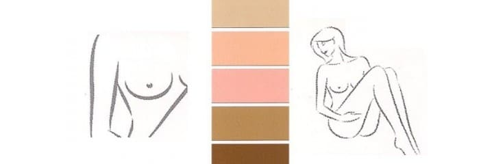 Pigmentos Biotek para piel y areolas