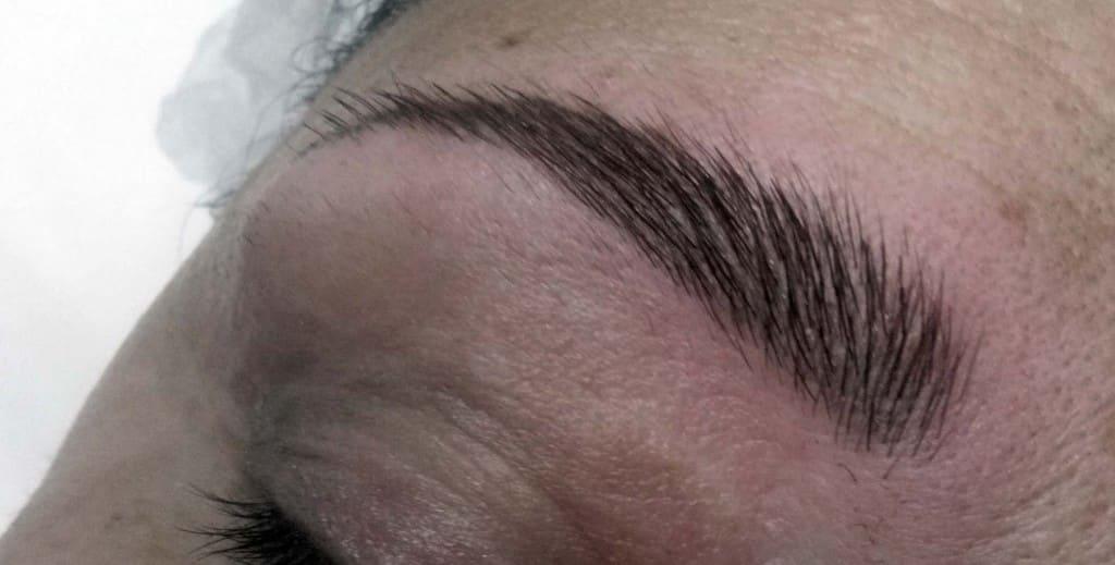 Máster en micropigmentación de cejas