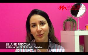 Opiniones alumnos Escuela Mar Díaz